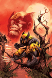 Wolverine: Killing Made Simple No1 Cover: Wolverine
