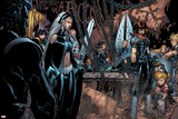 X-Men: Age of Apocalypse No4 Group: Storm and Husk