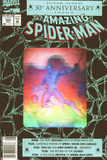 The Amazing Spider-Man No365 Cover: Spider-Man