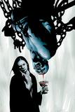 X-Men Apocalypse Vs Dracula No3 Cover: Dracula and Apocalypse