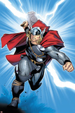 Thor No6 Cover: Thor