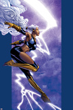 Ultimate X-Men No42 Cover: Storm
