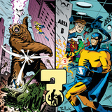 The Age Of The Sentry No2 Cover: Sentry