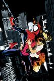 Ultimatum: Spider-Man Requiem No1 Cover: Spider-Man