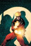 Captain Marvel No5 Cover: Captain Marvel