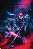 New Exiles No9 Cover: Psylocke
