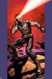 Ultimate X-Men No43 Cover: Cyclops