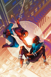Spider-Man: The Clone Saga No1 Cover: Spider-Man and Scarlet Spider