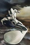 Silver Surfer No5 Cover: Silver Surfer
