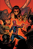 Marvel Knights Spider-Man No9 Cover: Spider-Man