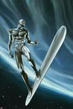 Silver Surfer No8 Cover: Silver Surfer