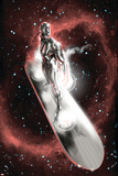 Silver Surfer: In They Name No2 Cover: Silver Surfer
