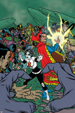 X-Statix Presents: Dead Girl No1 Cover: Dead Girl and Dr Strange