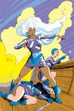 Classic X-Men No22 Cover: Storm