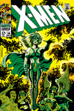 X-Men No51 Cover: Dane  Lorna and X-Men
