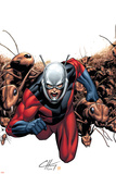 Marvel Adventures Super Heroes No6 Cover: Ant-Man