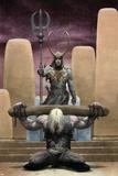 Loki No1 Cover: Thor and Loki