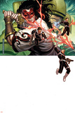 Secret Warriors No11 Cover: Nick Fury  Dugan and Dum Dum