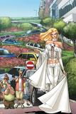 X-Men: Manifest Destiny No2 Cover: Emma Frost