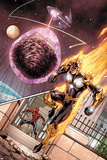 I Am an Avenger No3: Nova Flying