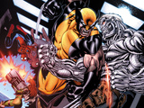 Avengers: X-Sanction No4: Hope Summers  Spider-Man  Wolverine  and Cable Fighting