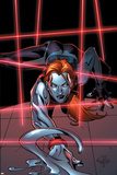New X-Men: Hellions No3 Cover: Mercury