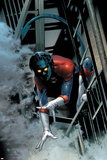 Nightcrawler No1 Cover: Nightcrawler Swinging