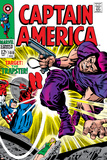 Marvel Comics Retro: Captain America Comic Book Cover No108  the Trapster