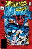 Spider-Man 2099 No1 Cover: Spider-Man 2099