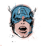Marvel Comics Retro: Captain America (aged)
