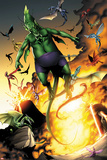 Avengers vs Pet Avengers No1: Fin Fang Foom Flying