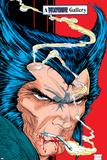 Wolverine No6: Wolverine and Logan Charging