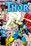 Thor No339 Cover: Beta-Ray Bill