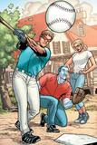 Ultimate X-Men No88 Group: Summers  Scott  Emma Frost and Colossus