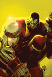 X-Men: Colossus Bloodline No3 Cover: Colossus