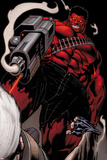 Avengers: X-Sanction No2: Red Hulk