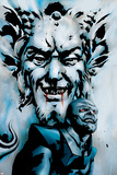 X-Men: Apocalypse Vs Dracula Cover: Apocalypse and Dracula