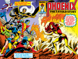 Phoenix: The Untold Story No1 Cover: Grey