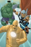 Avengers: The Origin No5: Iron Man  Thor  Hulk  Wasp  Ant-Man
