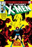 Uncanny X-Men No134 Cover: Grey