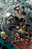 Wolverine: Origins No32 Cover: Wolverine  Cyber and Daken