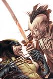Wolverine Origins No35 Cover: Wolverine and Daken