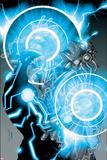 X-Men No160 Cover: Havok and Xorn