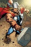 Wolverine Avengers Origins: Thor No1& The X-Men No2 Cover