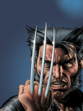 Wizard No149 Cover: Wolverine and Logan