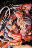Wolverine Origins No38 Cover: Wolverine and Omega Red