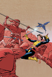 X-Men: Kitty Pryde- Shadow & Flame No2 Cover: Shadowcat  Lockheed  Pryde and Kitty