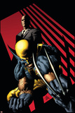 X-Men: Legacy No218 Cover: Punisher