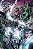 Avengers Prime No3: Thor and Hela Fighting