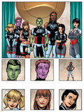 New X-Men: Academy X Yearbook Group: Anole